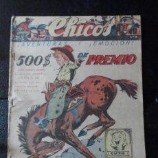 Giornalini: CHICOS ORIGINAL Nº 296 EDITORIAL CONSUELO GIL. Lote 122940843