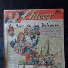 Giornalini: CHICOS ORIGINAL Nº 191 EDITORIAL CONSUELO GIL. Lote 122957315