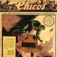 Tebeos: CHICOS-298 (CONSUELO GIL, 19 DE ABRIL DE 1944). Lote 132344506