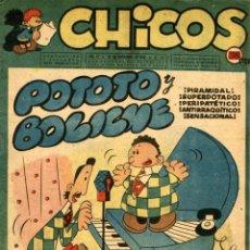 Giornalini: CHICOS-513 (CONSUELO GIL, 28 DE NOVIEMBRE DE 1948). Lote 132344654