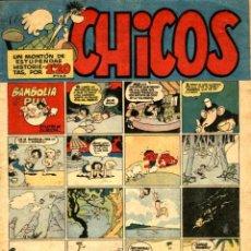 Tebeos: CHICOS-534 (CONSUELO GIL, 15 DE MAYO DE 1949). Lote 132344966