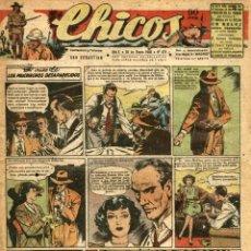 Tebeos: CHICOS-471 (CONSUELO GIL, 25 DE ENERO DE 1948). Lote 132359438