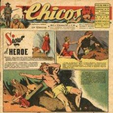 Tebeos: CHICOS-466 (CONSUELO GIL, 21 DE DICIEMBRE DE 1947). Lote 132359558