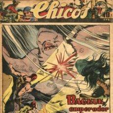 Tebeos: CHICOS-300 (CONSUELO GIL, 3 DE MAYO DE 1944). Lote 132359690
