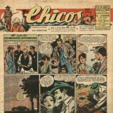 Tebeos: CHICOS-470 (CONSUELO GIL, 18 DE ENERO DE 1948). Lote 132360146