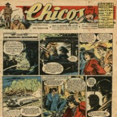 Tebeos: CHICOS-472 (CONSUELO GIL, 1 DE FEBRERO DE 1948). Lote 132360362