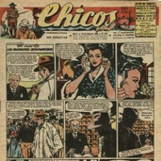 Tebeos: CHICOS-474 (CONSUELO GIL, 15 DE FEBRERO DE 1948). Lote 132360482