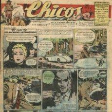 Tebeos: CHICOS-475 (CONSUELO GIL, 22 DE FEBRERO DE 1948). Lote 132360870