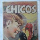 Tebeos: ALMANAQUE CHICOS 1949 ORIGINAL - J.BLASCO. Lote 133258422