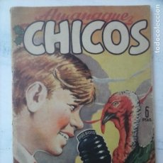 Tebeos: ALMANAQUE CHICOS 1949 ORIGINAL - J.BLASCO. Lote 133258422