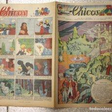Livros de Banda Desenhada: CHICOS. Nº 64. 24 DE MAYO DE 1939. ORIGINAL.. Lote 137516022