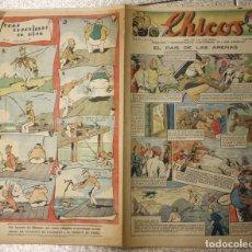 Livros de Banda Desenhada: CHICOS. Nº 83. 4 DE OCTUBRE DE 1939. ORIGINAL.. Lote 137516176