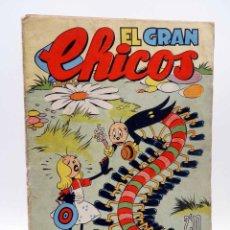 Tebeos: EL GRAN CHICOS 3. (VVAA) CHICOS /GILSA, 1946. Lote 139513956