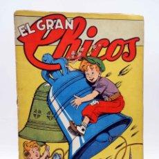 Tebeos: EL GRAN CHICOS 6. (VVAA) CHICOS /GILSA, 1946. Lote 139513964