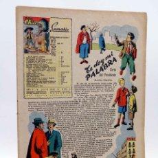 Tebeos: EL GRAN CHICOS 9. SIN CUBIERTAS (VVAA) CHICOS /GILSA, 1946. Lote 139513976