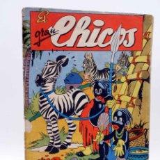 Tebeos: EL GRAN CHICOS 10. (VVAA) CHICOS /GILSA, 1946. Lote 139513980