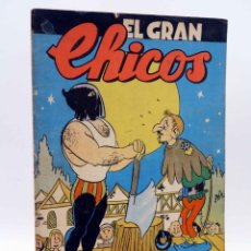 Tebeos: EL GRAN CHICOS 22. (VVAA) CHICOS /GILSA, 1947. Lote 139513988