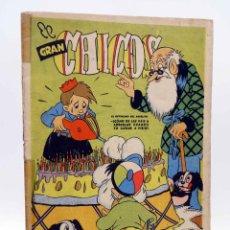Tebeos: EL GRAN CHICOS 23. (VVAA) CHICOS /GILSA, 1947. Lote 139513992
