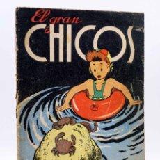 Tebeos: EL GRAN CHICOS 31. (VVAA) CHICOS /GILSA, 1948. Lote 139514004