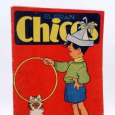 Tebeos: EL GRAN CHICOS 37. (VVAA) CHICOS /GILSA, 1946. Lote 139514016