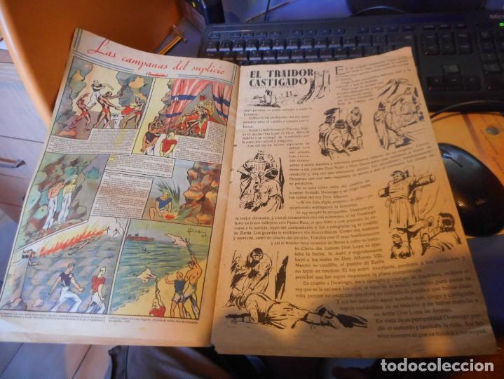 Tebeos: tebeo completo chicos la ciudad de las tres murallas freixas buen estado - Foto 3 - 145357278