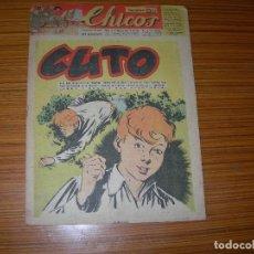 Tebeos: CHICOS Nº 434 EDITA CONSUELO GIL . Lote 145565442