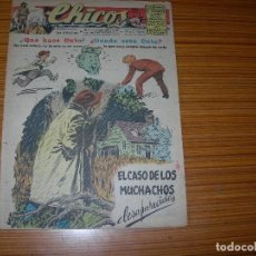 BDs: CHICOS Nº 468 EDITA CONSUELO GIL . Lote 145581446