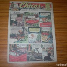 Tebeos: CHICOS Nº 488 EDITA CONSUELO GIL . Lote 145582910
