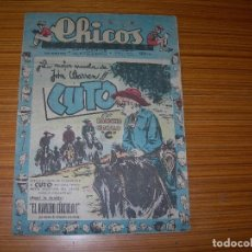 Tebeos: CHICOS Nº 493 EDITA CONSUELO GIL . Lote 145583030