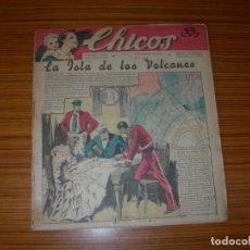 Giornalini: CHICOS Nº 182 EDITA CONSUELO GIL . Lote 145969746