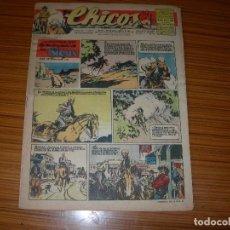 Tebeos: CHICOS Nº 404 EDITA CONSUELO GIL. Lote 146000234