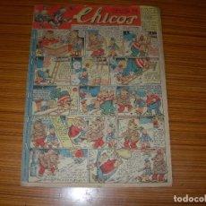 Tebeos: CHICOS Nº 411 EDITA CONSUELO GIL . Lote 146000606