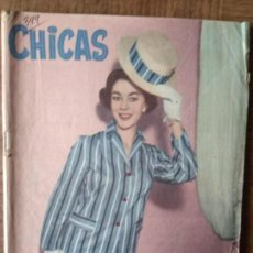 Tebeos: CHICAS Nº 339 DE 1958, LA REVISTA DE LOS 17 AÑOS- NOVELAS, ILUSTRACION, MODA, LITERATURA, ACTUALIDAD. Lote 149843738