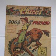Tebeos: CHICOS Nº 296 AÑO VII 5 DE ABRIL DE 1944. Lote 156180454