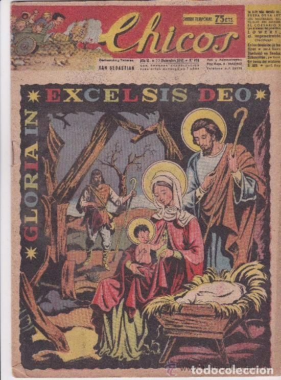 CHICOS - LOTE DE 15 EJEMPLARES (Tebeos y Comics - Consuelo Gil)