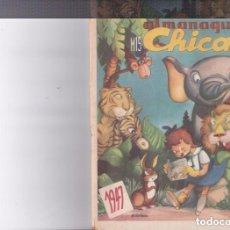 Tebeos: ALMANAQUE CHICAS 1947. Lote 166128270
