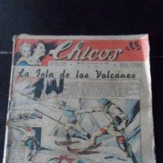 Giornalini: CHICOS ORIGINAL Nº 196 EDITORIAL CONSUELO GIL . Lote 172584962