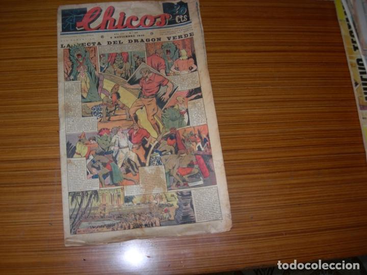 CHICOS Nº 140 EDITA CONSUELO GIL (Tebeos y Comics - Consuelo Gil)