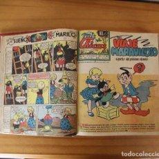 Tebeos: MIS CHICAS. TOMO RECOPILATORIO AÑO 1948, 49 NUMEROS. ANITA DIMINUTA. Lote 196838517