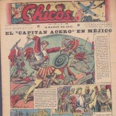 Giornalini: COMIC COLECCION CHICOS Nº 158. Lote 197437335