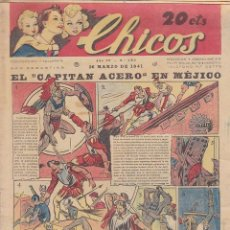 Giornalini: COMIC COLECCION CHICOS Nº 160. Lote 197437403