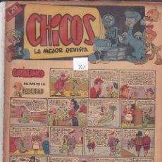 BDs: COMIC COLECCION CHICOS Nº 549. Lote 197439517