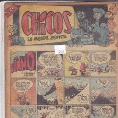 BDs: COMIC COLECCION CHICOS Nº 551. Lote 197439766