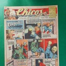 Tebeos: CHICOS-Nº375- AÑO 1946-LEER DESCRIPCIÓN.. Lote 198551557