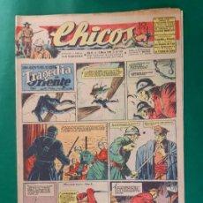 Tebeos: CHICOS-Nº377- AÑO 1946-LEER DESCRIPCIÓN.. Lote 198551626
