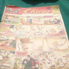 Giornalini: REVISTA CHICOS AÑOS 40 NUMERO 274 VER FOTOS. Lote 199988352