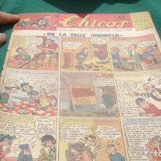 Giornalini: REVISTA CHICOS AÑOS 40 NUMERO 275 VER FOTOS. Lote 199988372