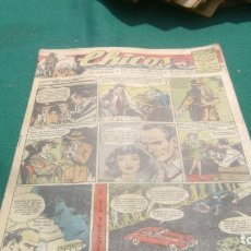 Giornalini: REVISTA CHICOS AÑOS 40 NUMERO 471 VER FOTOS. Lote 199988641