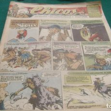 Livros de Banda Desenhada: REVISTA CHICOS AÑOS 40 NUMERO 402 VER FOTOS. Lote 199988906