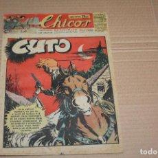 Livros de Banda Desenhada: CHICOS Nº 432, EDITORIAL CONSUELO GIL. Lote 200006682
